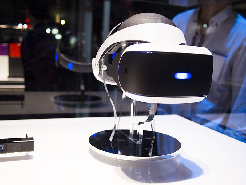 TGS 東京ゲームショウ2015 VR関係